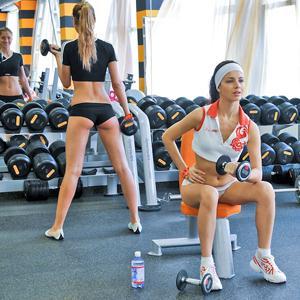 Фитнес-клубы Сестрорецка