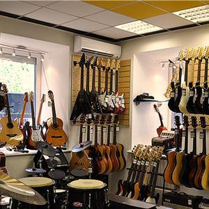 Музыкальные магазины Сестрорецка
