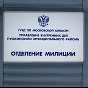 Отделения полиции Сестрорецка