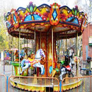 Парки культуры и отдыха Сестрорецка